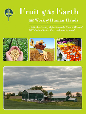 Cover for Fruit of the Earth and Work of Human Hands