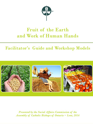 Cover for Fruit of the Earth and Work of Human Hands Workshop Models