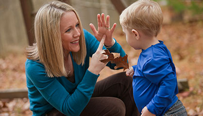 Making a Difference in the Lives of Deaf Families