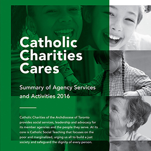 Catholic Charities Cares 2016