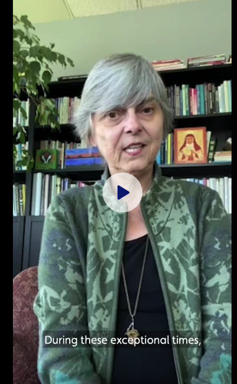 Message from Sharon Mayne-Divine, Executive Director of CFS Peel Dufferin video